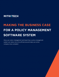 Making Business Case for Policy Management Whitepaper