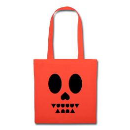 Ex-Vampire Halloween tote bag by Michael Shirley