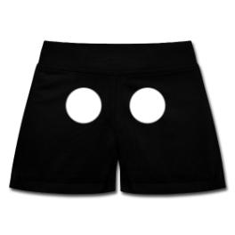 Michael womens shorts by Michael Shirley