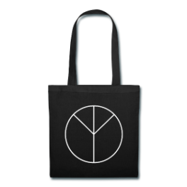 War tote bag by Michael Shirley