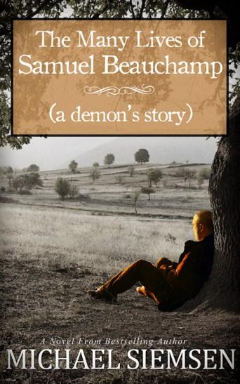 Original 2013 Cover for The Many Lives of Samuel Beauchamp