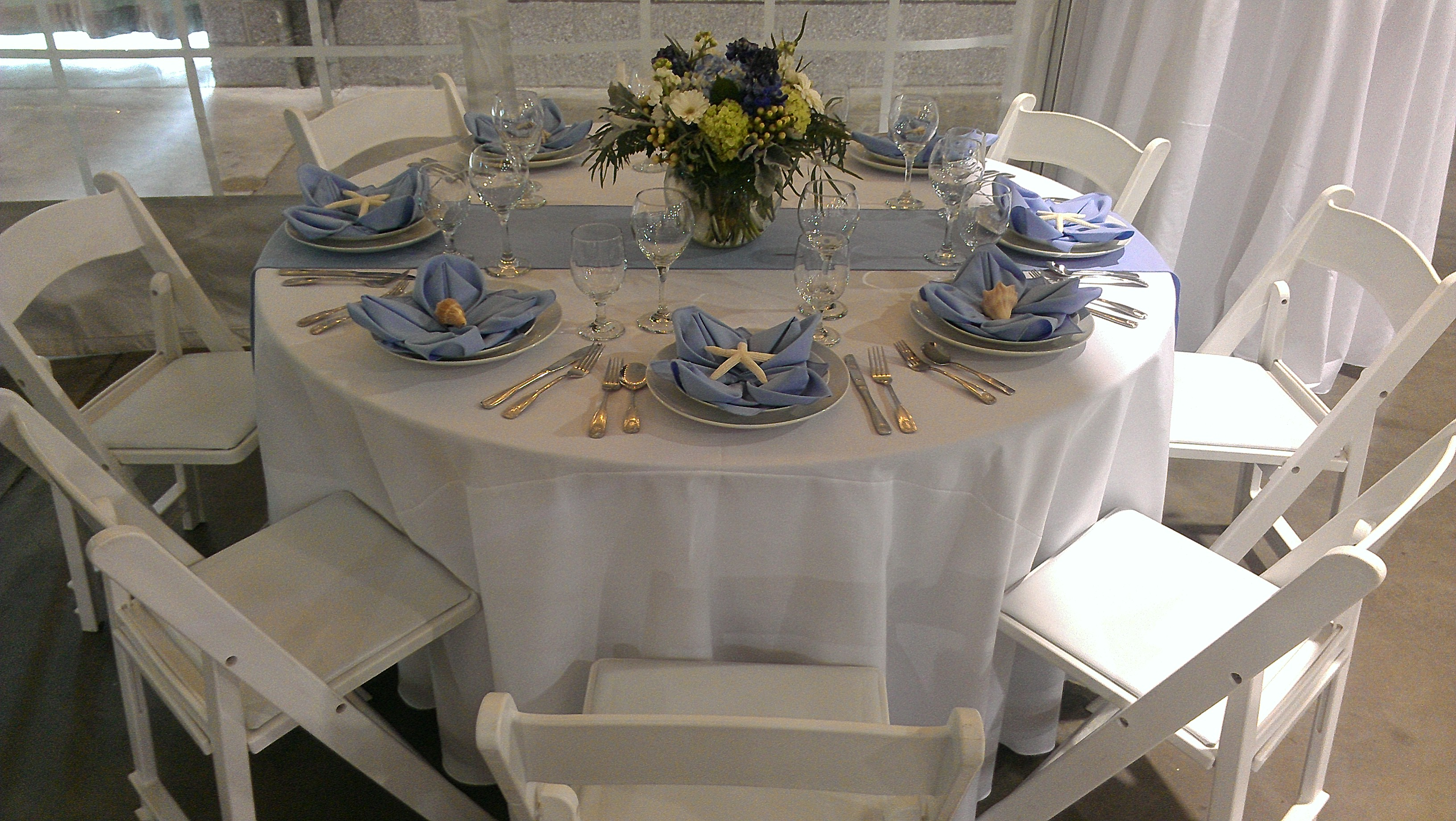 banquet chairs cheap dining chair covers and matching tablecloth western new england spring bridal show 2013 | michael's party rentals, inc.