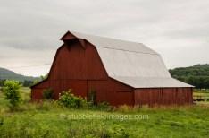 Well-dressed barn