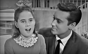 Lorna Luft and Jack Jones