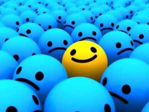 Positivity is a survival mechanism
