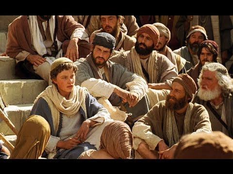 First Words of Jesus From the 4 Gospels: Luke Part 3
