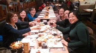 Middle school English teachers in Zibo, Shandong, China.