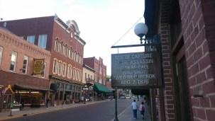 Deadwood Main Street