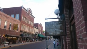Deadwood Main Street