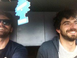 Running errands with Alex. Minneapolis, MN, USA.