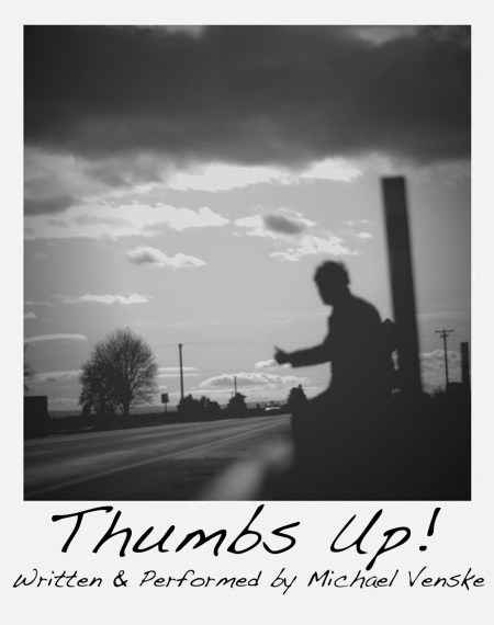 Thumbs Up Polaroid