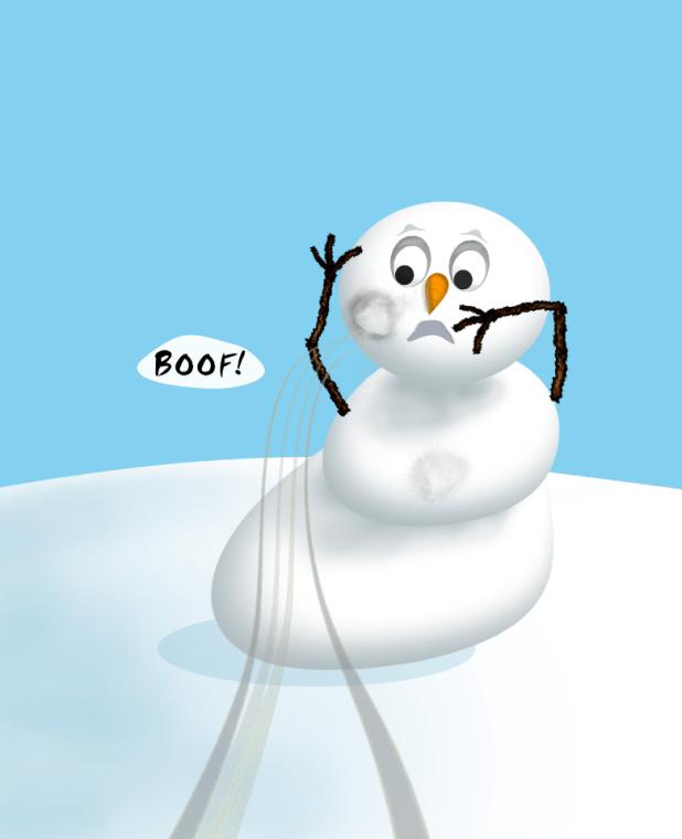 Snowman Vs. You page 4