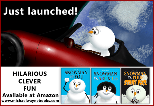 SNOWMAN LAUNCHED TODAY!
