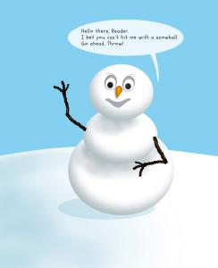 Snowman Vs. You page 1