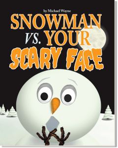 Snowman Vs. Your Scary Face cover