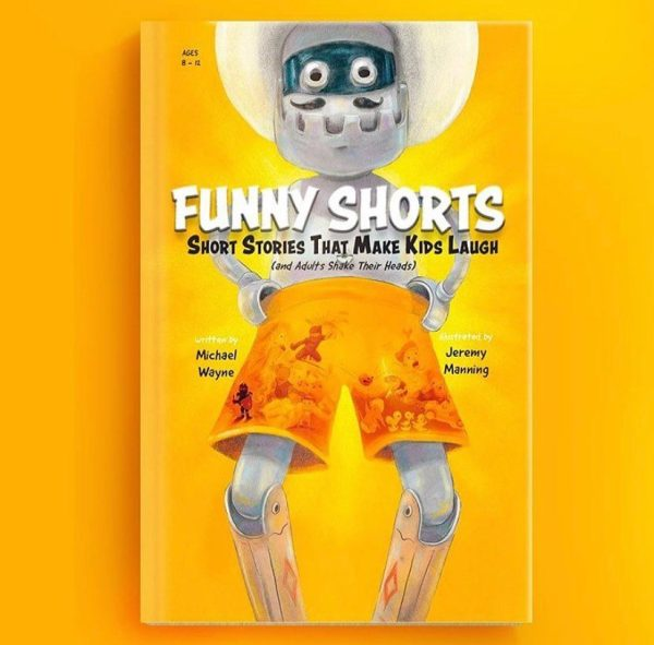 New Short Story book, FUNNY SHORTS