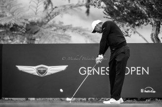2018 Genesis Open Tiger Woods 4th Hole