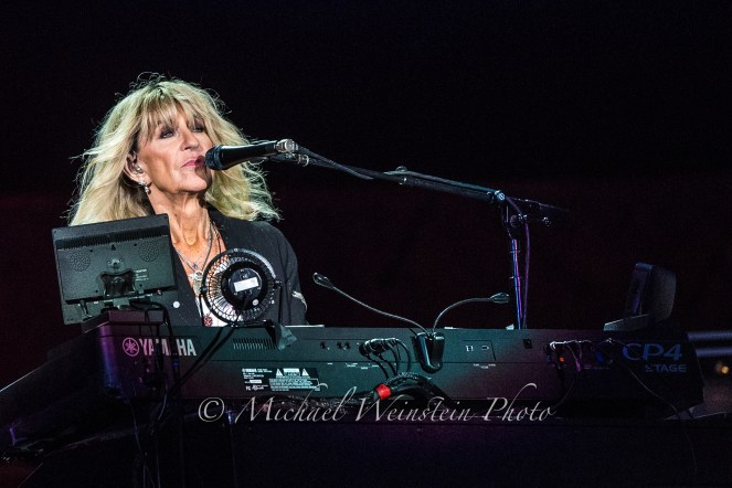 Christine McVie The Classic West 2017 Dodger Stadium