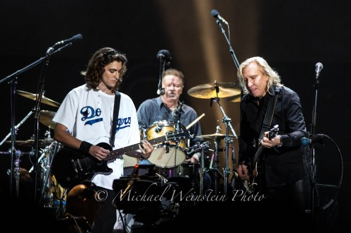 Don Henley, Deacon Frey & Joe Walsh
