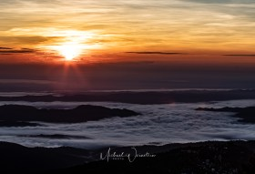 Sunrise Over the Valley Chin State -1