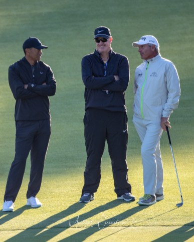Freddy Couples, Tiger Woods Celeb Cup 2019-1