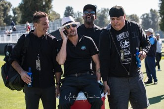Kid Rock and Jerry Rice Celeb Cup 2019-1