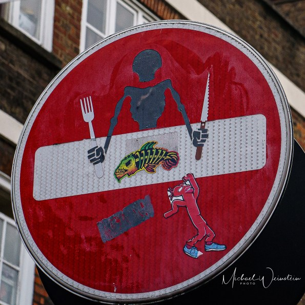 Clet Abraham London 2019-6