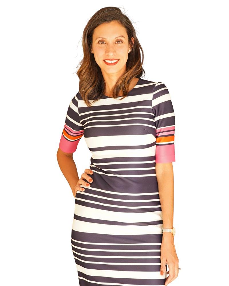 Denisse Hudock - Director of Design Development.