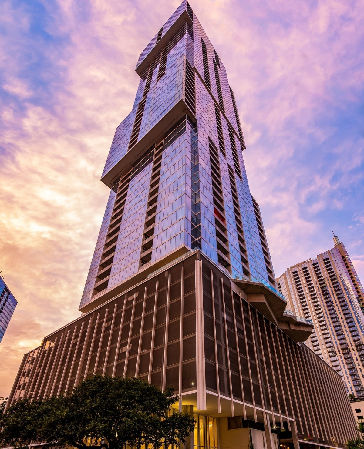 The most iconic building on Austin's skyline!   We have had the pleasure of doing so much work there, we now have a permanent office on site.