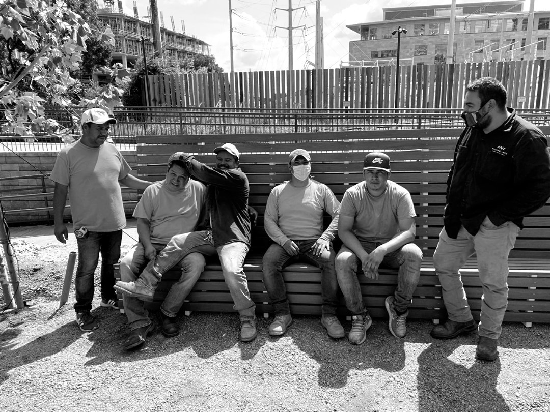 "On this holiday, we're thankful for our entire team, some of who have been around since the beginning. ⁠ ⁠ The OG Crew, est. 2006 from left to right: Antonio AKA ""Cachetes"", Dizan ""Huevo"", Eddy ""Frijolito"", Osmar, Alex, Jesus ""Chuy""."