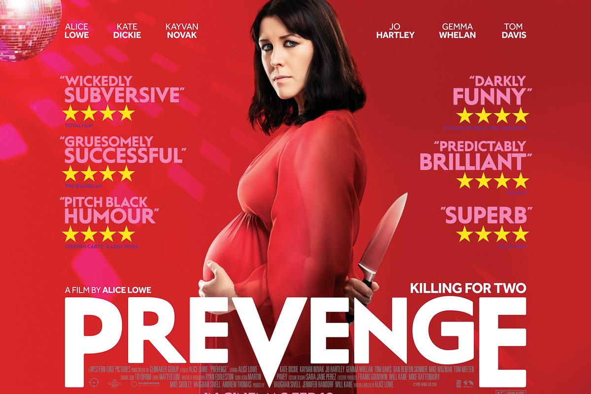 Prevenge starring Alice Lowe
