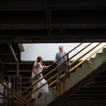 Duquesne Power Center Wedding