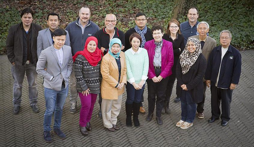 Participants Kick-Off-Meeting Heerlen