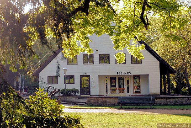 Teehaus Im Englischen Garten SPREE ATHEN