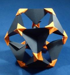 cuboctahedron pyramid vertex module pvm inverted unit assembly [ 1280 x 856 Pixel ]