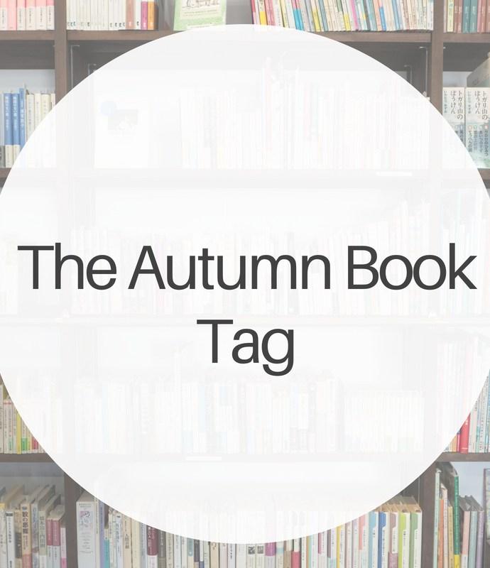 The Autumn Book Tag