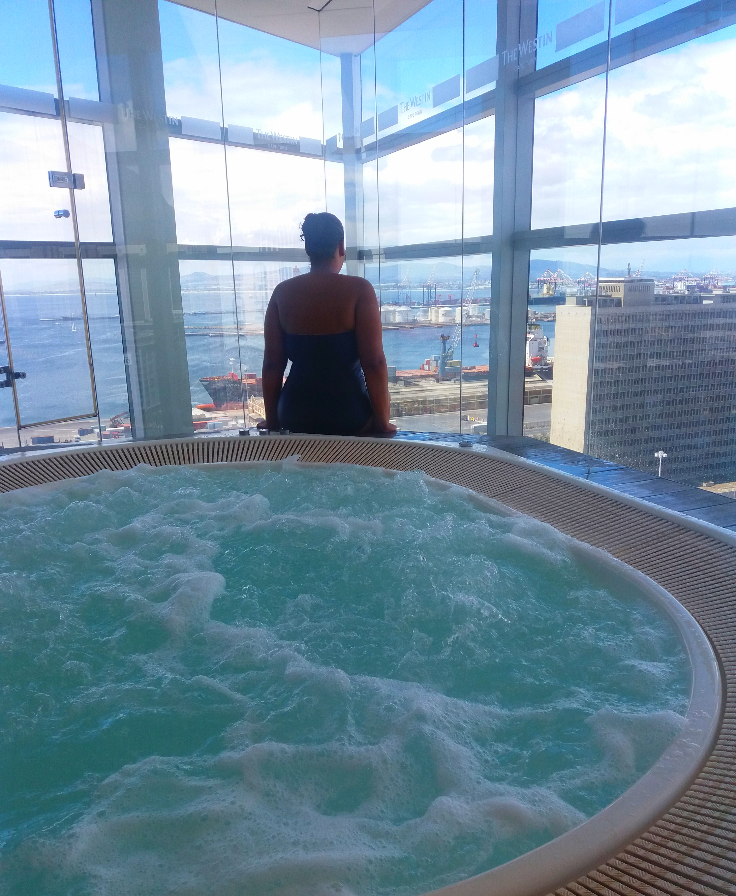 A day at the Heavenly Spa at Westin Cape Town michalah francis travel blogger