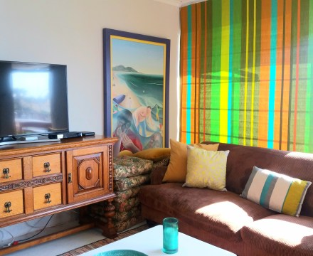 Inside our Gordon's Bay Airbnb: the affordable way to travel