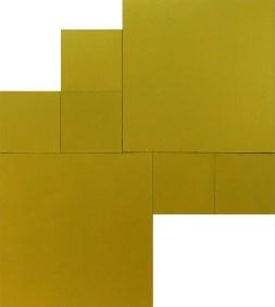 2 golden pieces is more than 5 golden pieces, 2011, max 100x90cm