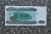 here I was, Józef Tkaczuk, 2013, banknote 2/3