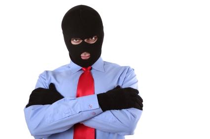 Nie bądź drobnym złodziejaszkiem