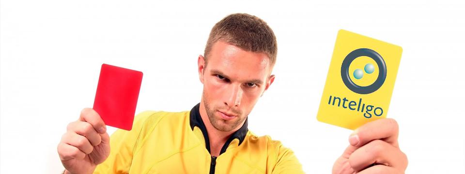 Inteligo – Żółta Kartka