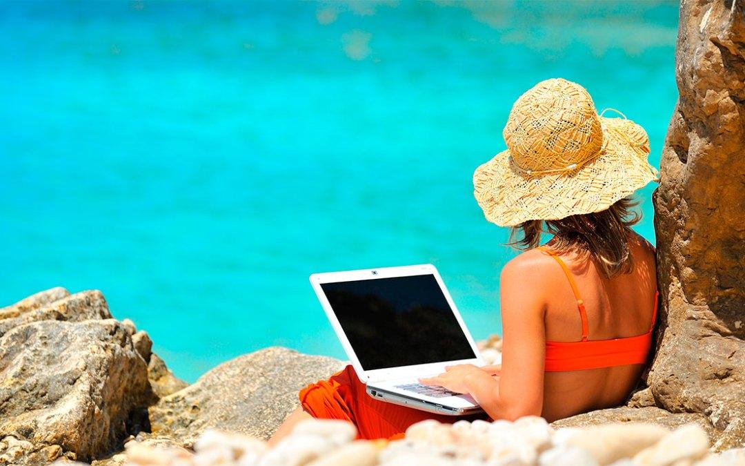 10 porad o tym jak efektywnie pracować poza biurem