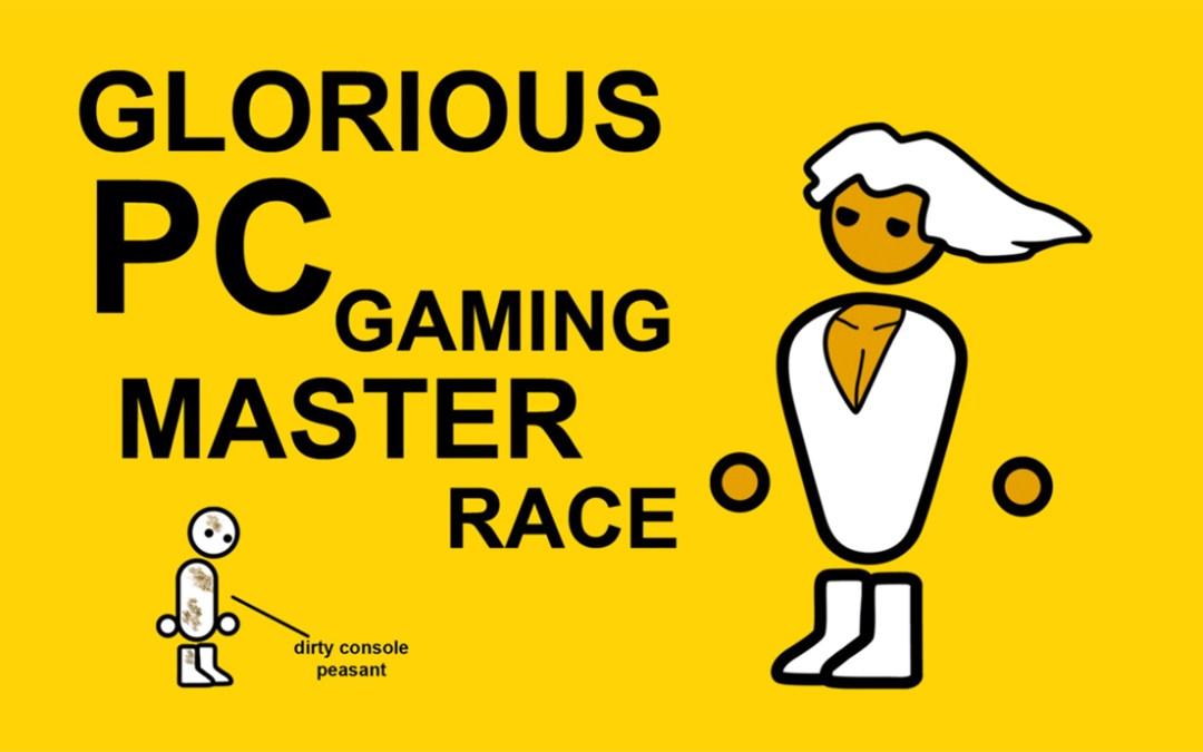 Czego brakuje mi w grach na konsoli w stosunku do PC?