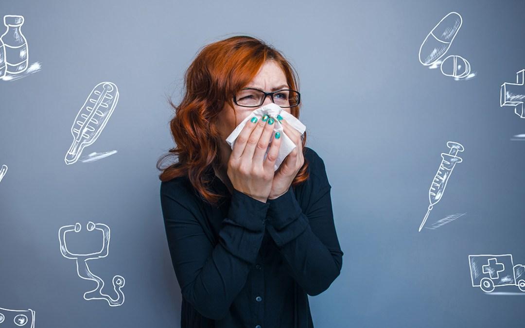 Sposoby na zatkany nos i zatoki oraz chrapanie