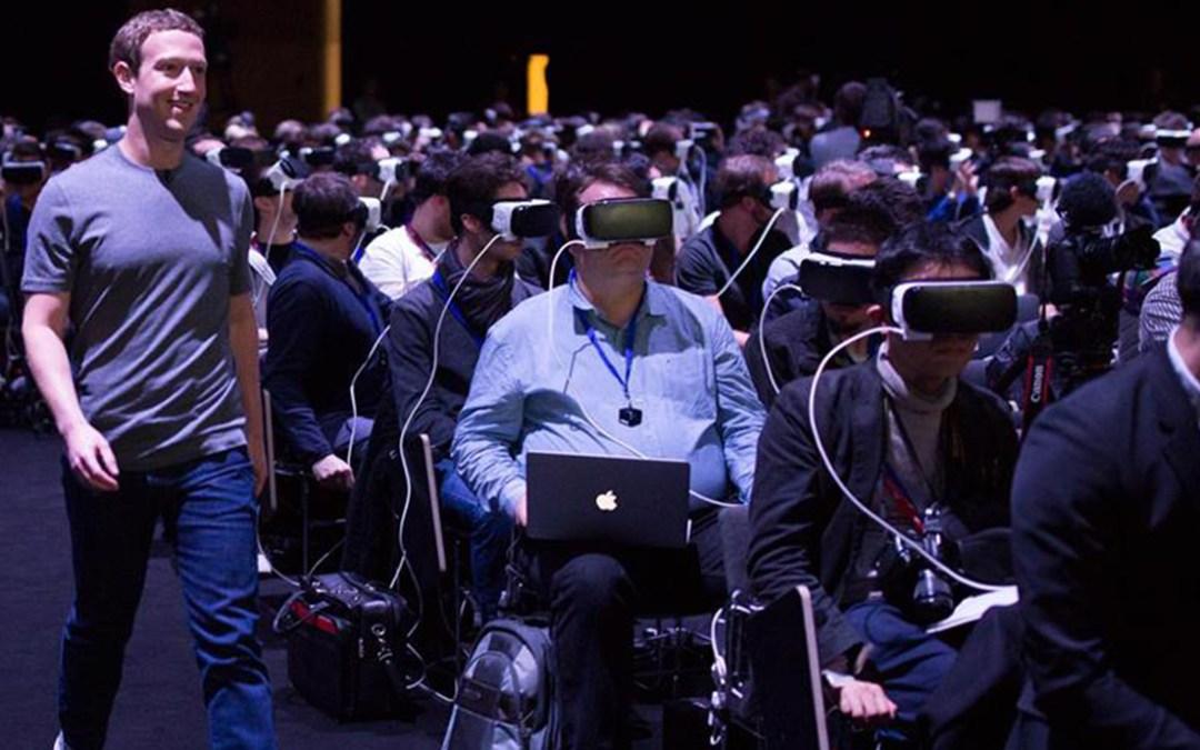 Rzeczywistość wirtualna mnie nie przeraża