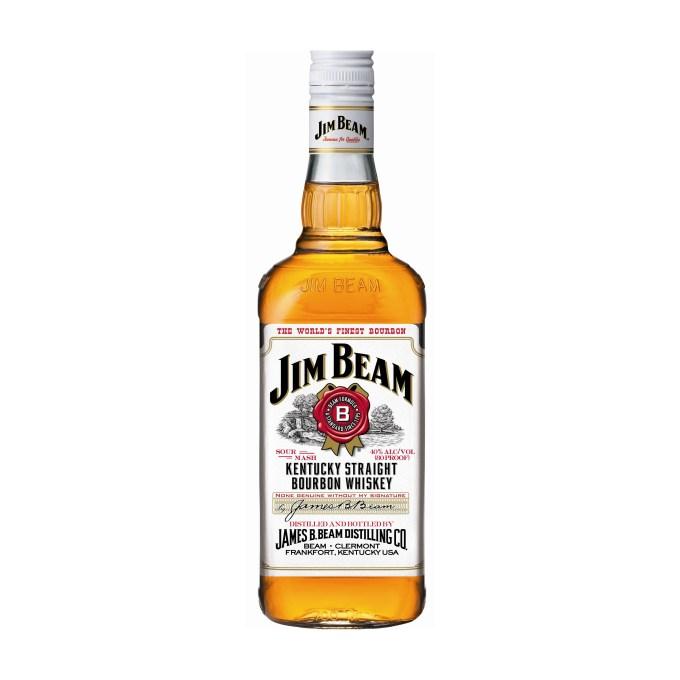 Jim Beam. Najpopularniejszy bourbon na świecie. Ma wszystko czego bourbon potrzebuje, a jest dość przystępny cenowo. Doskonale nadaje się do drinków.