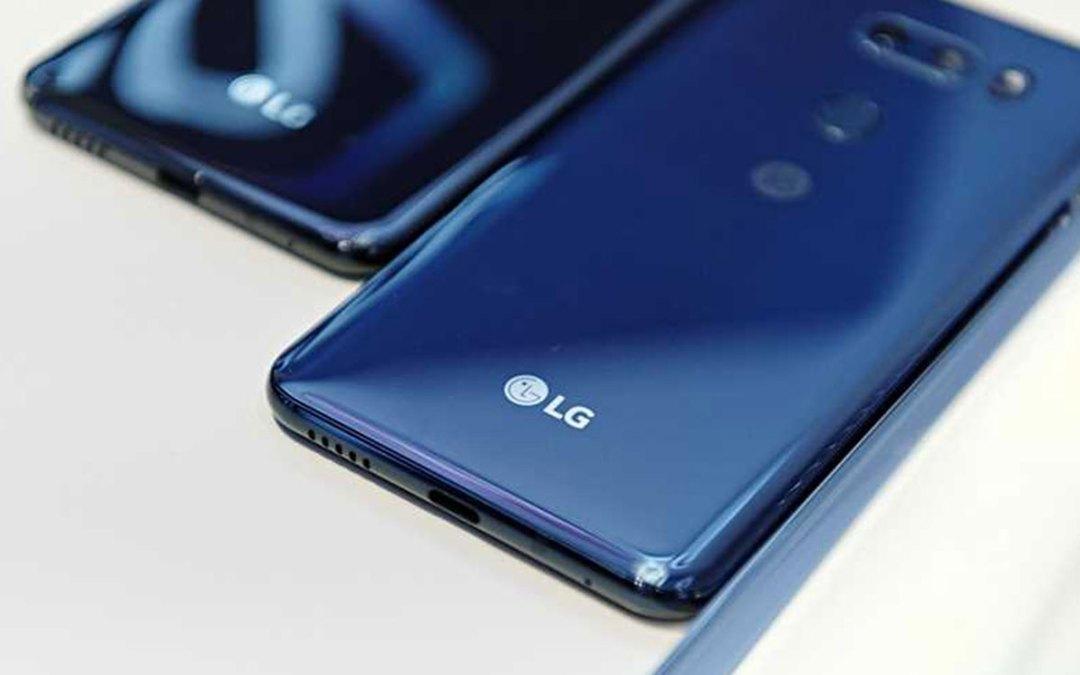 LG V30 – Marian, tu jest jakby luksusowo!