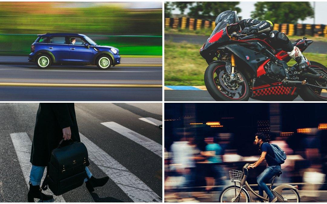 Kto jest najgorszy na drodze? Kierowcy, piesi czy rowerzyści?