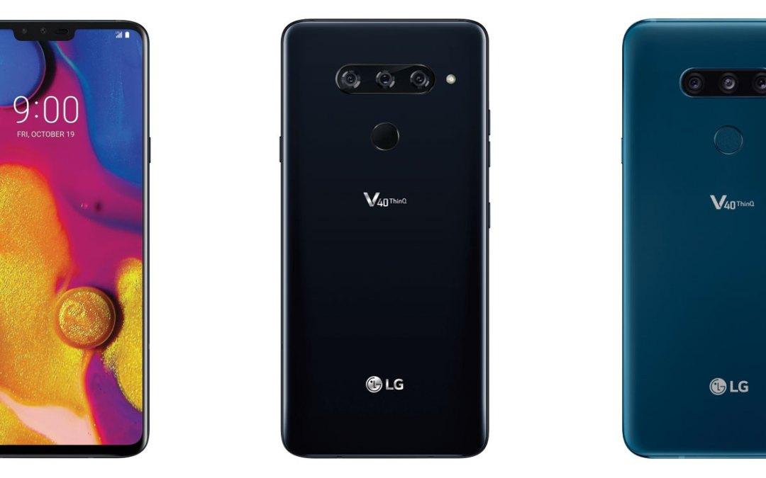 LG V40, czyli nie wracam do iPhone!